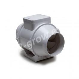 Extractor TT Dual (Caudal: 220-280 m³/h Boca: 125 mm.)