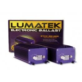 Balastros electronicos Lumatek regulable