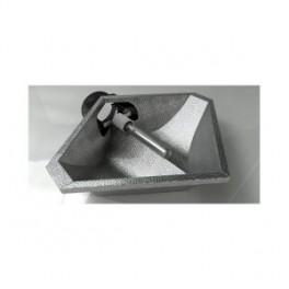 Diamond ventilado