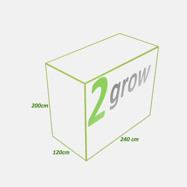 Armario homebox xxl homebox classic for Armarios de cultivo xxl baratos