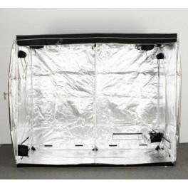 Armario Homebox Xxl Silver 2,4x1,2x 2 m