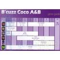 Tabla de riego Bcuzz Coco