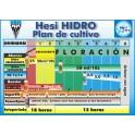 Tabla de riego hesi Hydro