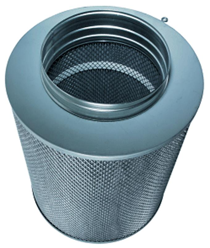 filtro de carbon activo